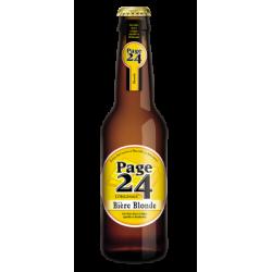 Bière Page 24 Blonde
