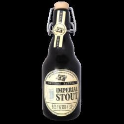 Bière Page 24 Imperial Stout bourbon