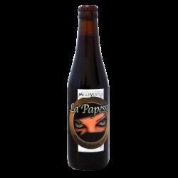 Bière La papesse - Millevertus