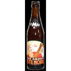 Bière Piste noire ambrée