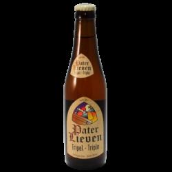 Bière Pater lieven triple