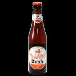 Bière Pêche Mel Bush