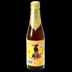Bière Poiluchette blonde Cuvée du château