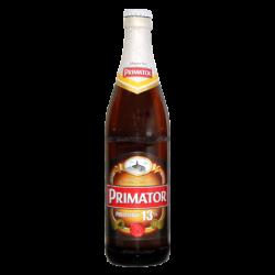 Bière Primator 13 Polotmavy