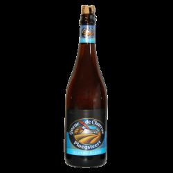 Bière Queue de Charrue triple - 75 cl