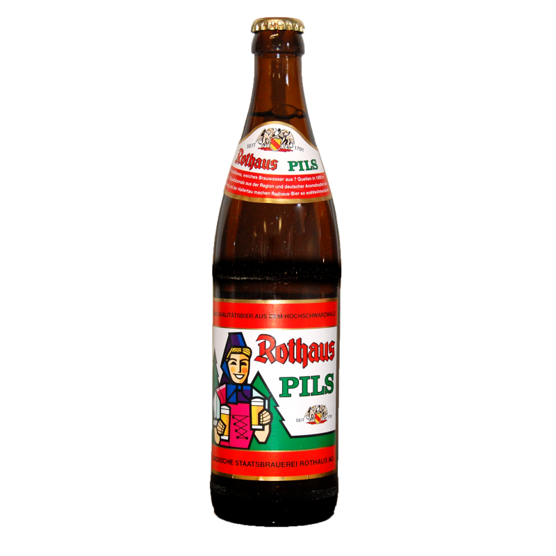 Bière Rothaus Pils