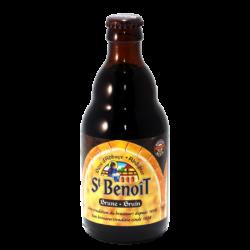 Bière Saint Benoit brune