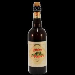 Bière Super des fagnes - 75 cl