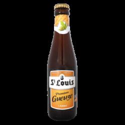 Bière St Louis Gueuze