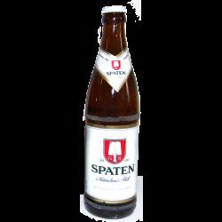 Bière Spaten Münchner Hell