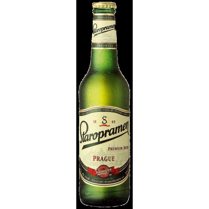 Bière Staropramen Premium lager
