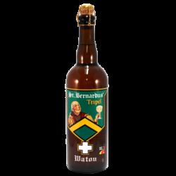 Bière St. Bernardus Tripel - 75 cl