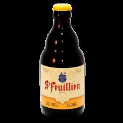 Bière St Feuillien blonde