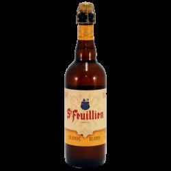 Bière St Feuillien blonde - 75 cl