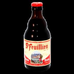 Bière St Feuillien brune