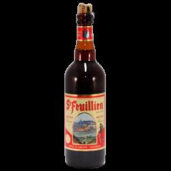 Bière St Feuillien brune - 75 cl