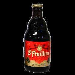 Bière St Feuillien Cuvée de Noël