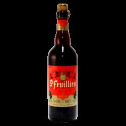 Bière St Feuillien Cuvée de Noël - 75 cl