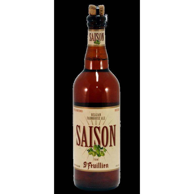 Bière St Feuillien Saison - 75 cl