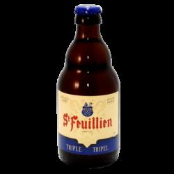Bière St Feuillien Triple