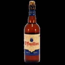 Bière St Feuillien triple - 75 cl