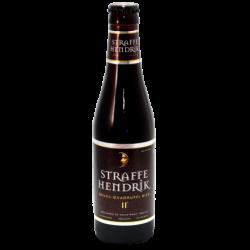 Bière Straffe Hendrik Quadrupel