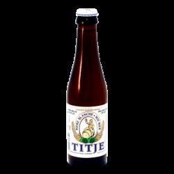 Bière Titje blanche
