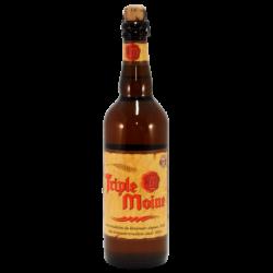 Bière Triple moine - 75 cl