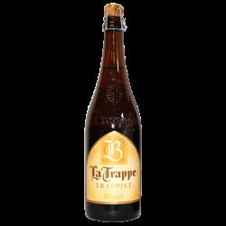 Bière La Trappe blond - 75 cl
