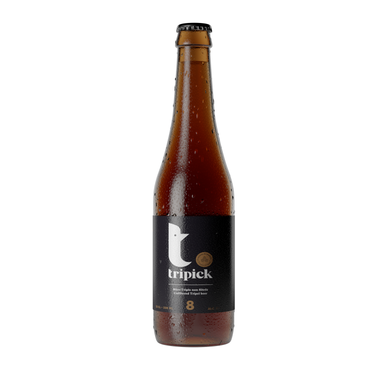 Bière Tripick 8