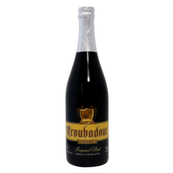 Bière Troubadour Imperial Stout - 75 cl