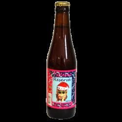 Bière Tsjeeses reserva - Bourbon barrel aged