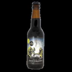 Bière Weird debauchery - Black Saison