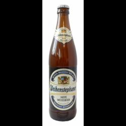 Bière Weihenstephaner Hefe Weissbier
