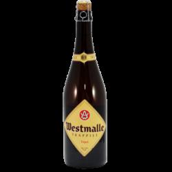Bière Westmalle Tripel - 75 cl