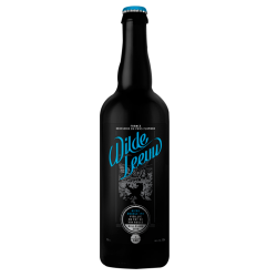 Bière Wilde Leeuw Double IPA - 75 cl
