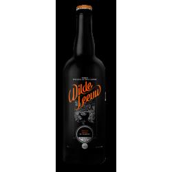 Bière Wilde Leeuw Vieille brune - 75 cl