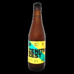 Bière Zenith zest
