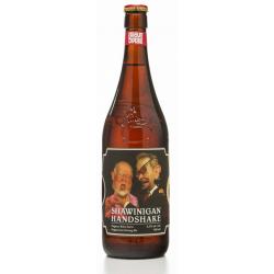 Bière Shawinigan Handshake