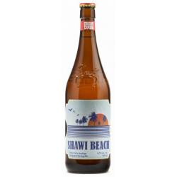 Bière Shawi Beach