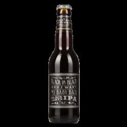 Bière The Flying Dutchman Black Rye IPA