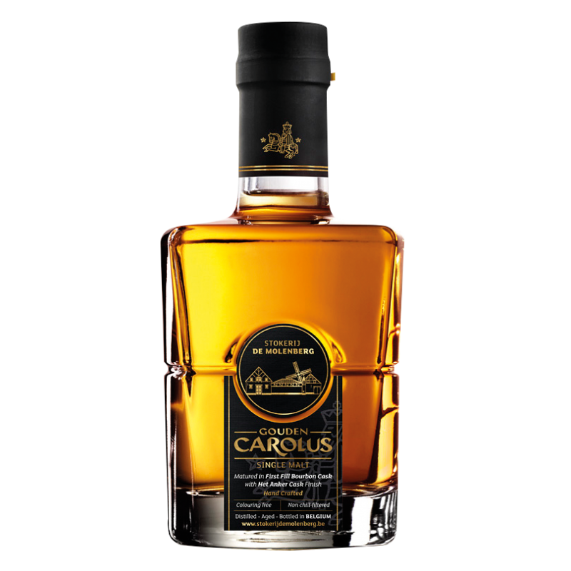 Whisky Gouden Carolus single malt
