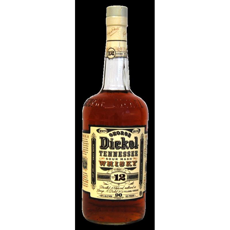 Whisky George Dickel Superior no. 12