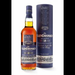 Whisky Glendronach 18 ans Allardice