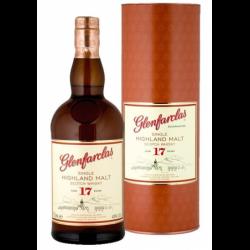 Whisky Glenfarclas 17 ans