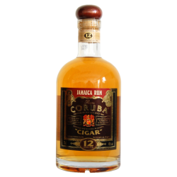 Rhum Coruba 12 ans - Cigar Rum