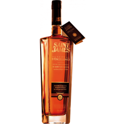 Rhum Saint James Cuvée d'excellence