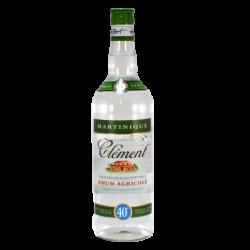 Rhum Clément blanc 40°