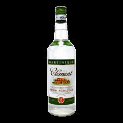 Rhum Clément blanc 55°