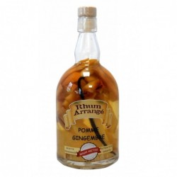 Rhum Metiss pomme Gingembre